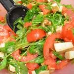 rucola salad