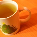 green green tea to burn calories easily