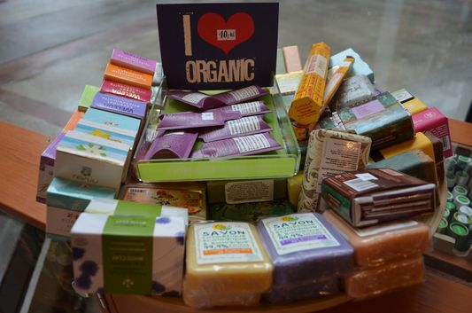 organic soaps in Biooo