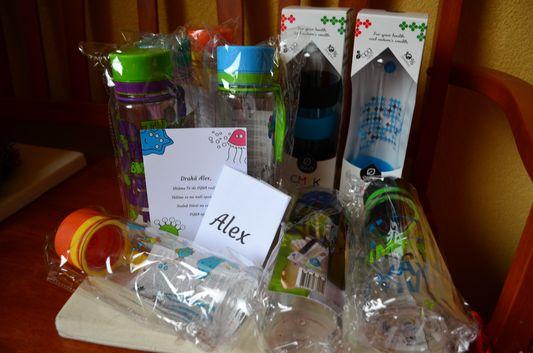 My EQUA BPA-free bottles