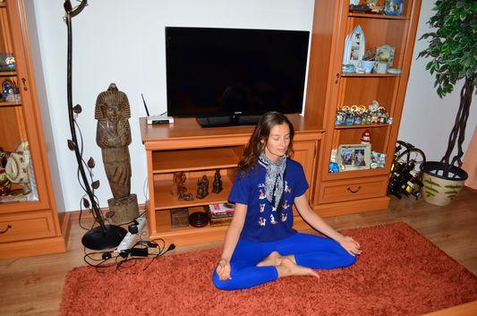 meditation in Snina, Slovakia