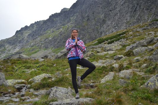 yoga in the High Tatras Sliezsky dom High Tatras TANAP (85)