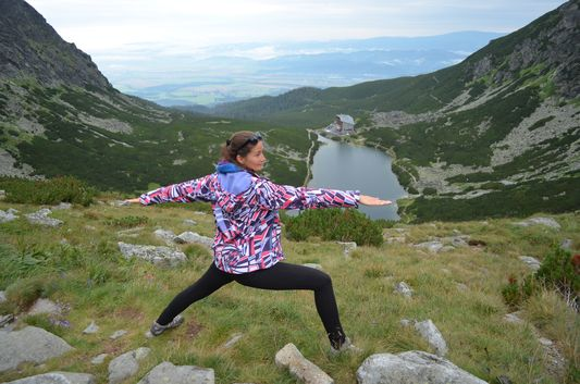 yoga in the High Tatras Sliezsky dom High Tatras TANAP (86)