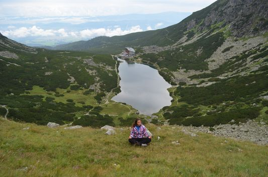 yoga in the High Tatras Sliezsky dom High Tatras TANAP (91)