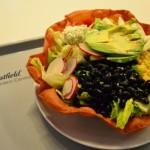 fresh salad in a Westfield restaurant